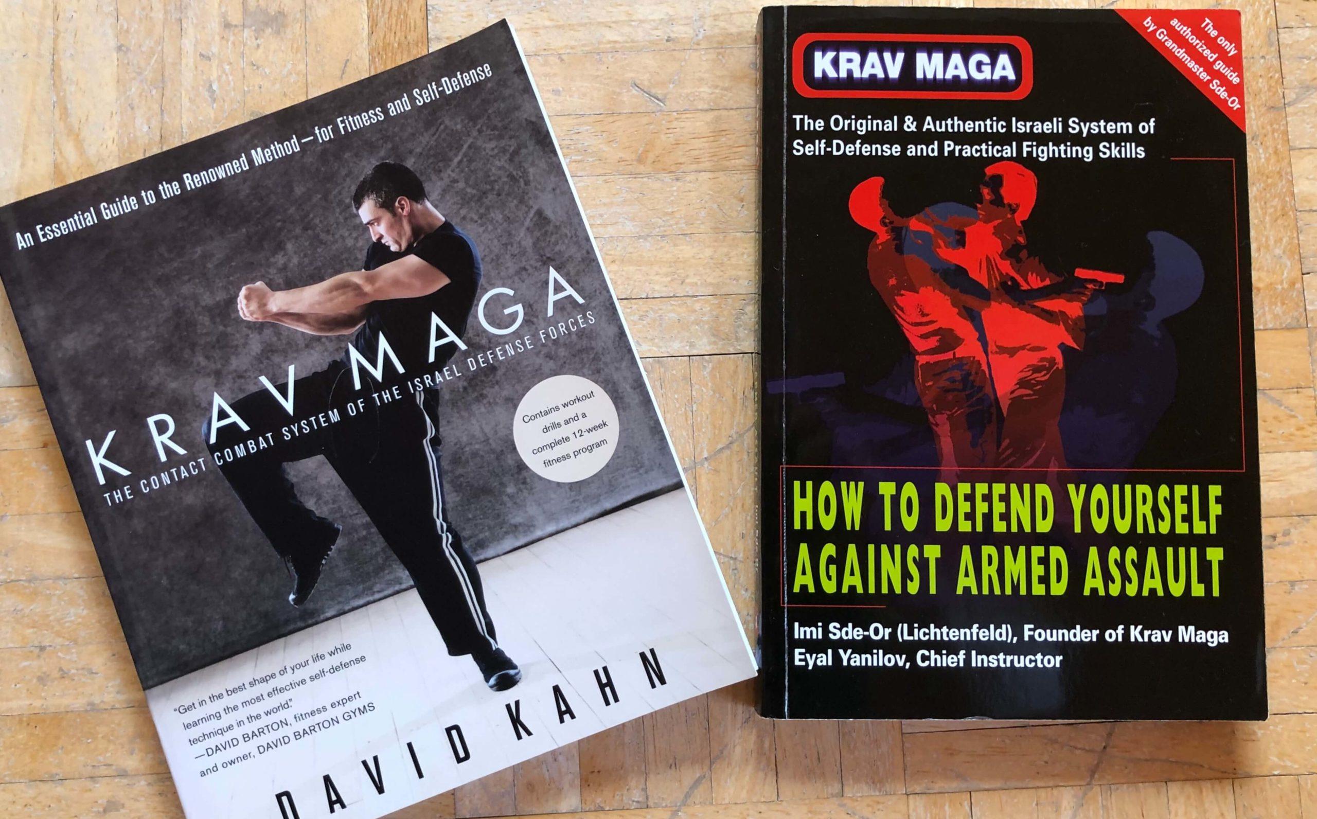 Krav Maga Bücher
